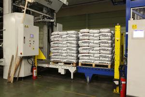 Kolen Tomar  - Brugge - Verpakkingsmachine