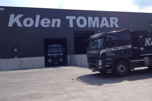 Kolen Tomar  - Brugge - Import and Export, wholesale and retail trade