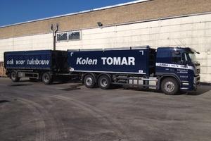 Kolen Tomar  - Brugge - Industrie and greenhouses