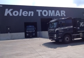 Kolen Tomar  -  wholesale and retail trade